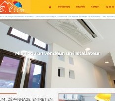 Devis installation d'une clim professionnelle à Montpellier