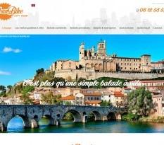 Balade en vélo électrique à Montpellier