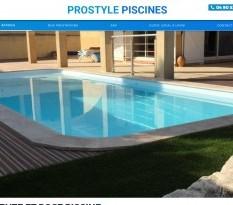 prostyle piscine