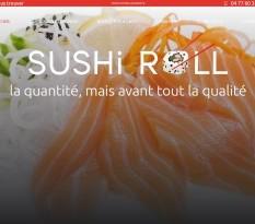 sushi roll roanne