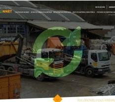 location de benne pour déchets à bourgoin jallieu