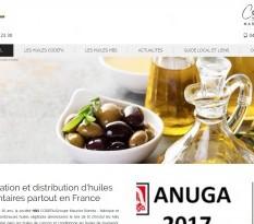 Vente d'huile d'olive vierge douce à marseille