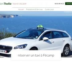 Réserver un taxi à Fécamp