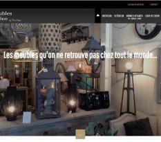 Vente de mobilier d'intérieur en bois à Cannes