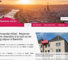 Trouver une chambre d'hôtel Barentin 76360