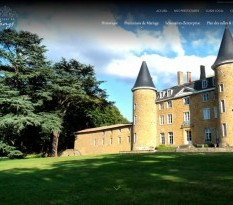 Location de salle de mariage Beaujolais