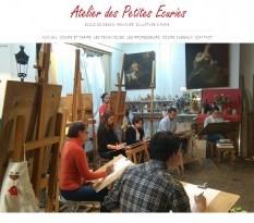 Cours de dessin Paris