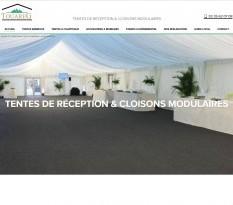 Location chapiteau et tente pour événement à Rouen