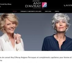 Vente perruque pour femme à Avignon