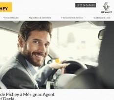 concessionnaire Renault Mérignac