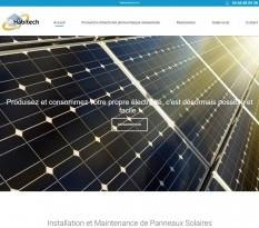 Panneau solaire photovoltaïque Montpellier