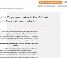 Agence création vidéo sur Montélimar