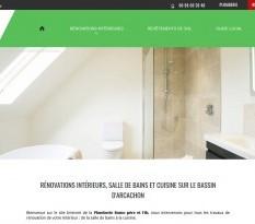 rénovation cuisine La Teste de Buch