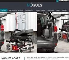 Aménagement voiture handicapé Bayonne