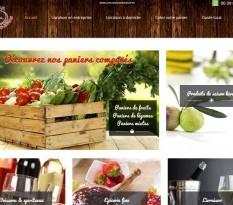 Livraison panier de fruits entreprise à Montpellier