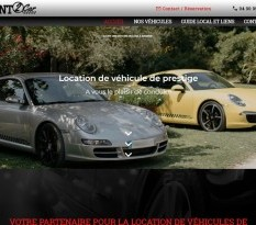 Louer une voiture de luxe Avignon