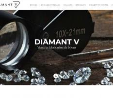 Vente de diamants et bijoux personnalisés à Marseille - Diamant V