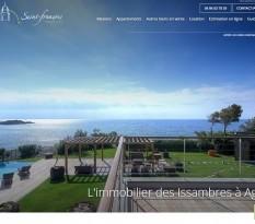 Agence immobilière à Fréjus
