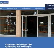 Menuiserie alu et pvc sur Marseille - Provence Agencement
