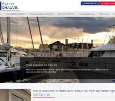 Agent d'assurance AXA à Cannes - Agence Chauvin