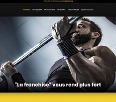 Franchise club de sport partout en France - Freeness