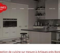 cuisiniste Artigues près Bordeaux