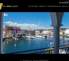Agence Immobilière au Lavandou - Net Immo Agency