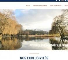 Ventes et locations immobilières à Dieppe - de Ladoucette Immobilier