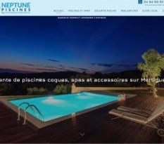 Installation piscine coque polyester à Martigues