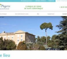 Maison de repos médicalisée à Allauch - La Pagerie