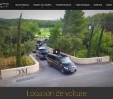 Réservation de VTC de luxe Montpellier