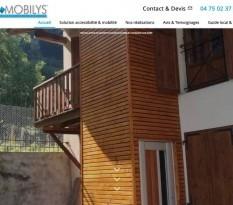 Scooter électrique pour senior à Romans-sur-Isère