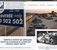 Acheter un véhicule d'occasion à Marseille