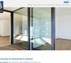 Fabricant français de menuiseries à Langon - La Boutique du Menuisier