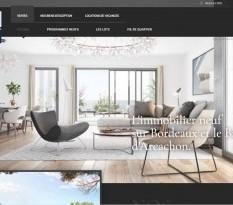 Vente de bien immobilier neuf à Bordeaux