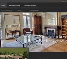 agence immobilière de prestige Bordeaux