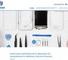 Réparation smartphones sur Aix en Provence - Aixtel