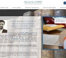 avocat droit de la fonction publique Marseille