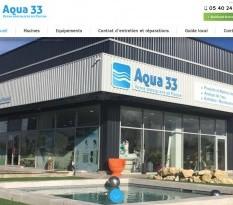 Constructeur de piscine proche de Bordeaux - Aqua 33