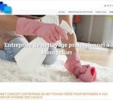 Lavage de locaux d'entreprise Montpellier