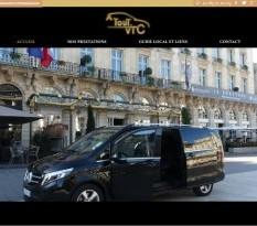 Louer une voiture avec chauffeur vers Bordeaux