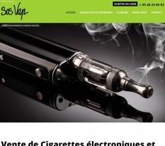 Boutique en ligne cigarette électronique
