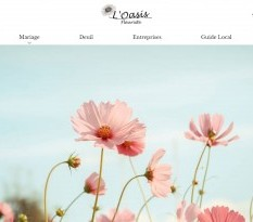 oasis fleurs