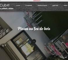 Pizzeria au feu de bois à Marseille 13013 - Le Cub