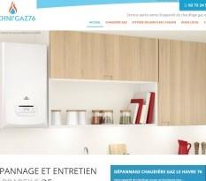 Entreprise d'entretien de chaudière en Normandie - Techni Gaz