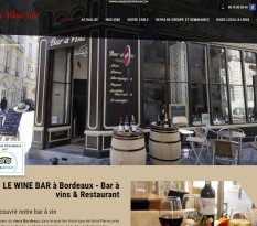bar à vin Bordeaux