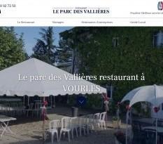Restaurant pour mariage à l'Ouest de Lyon - Parc des Vallières
