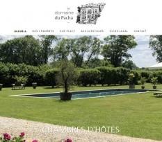 Location de chambres d'hôte grand standing en Gironde - Domaine du PAcha