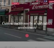 Restaurant traiteur arménien Marseille - Trésors d'Arménie
